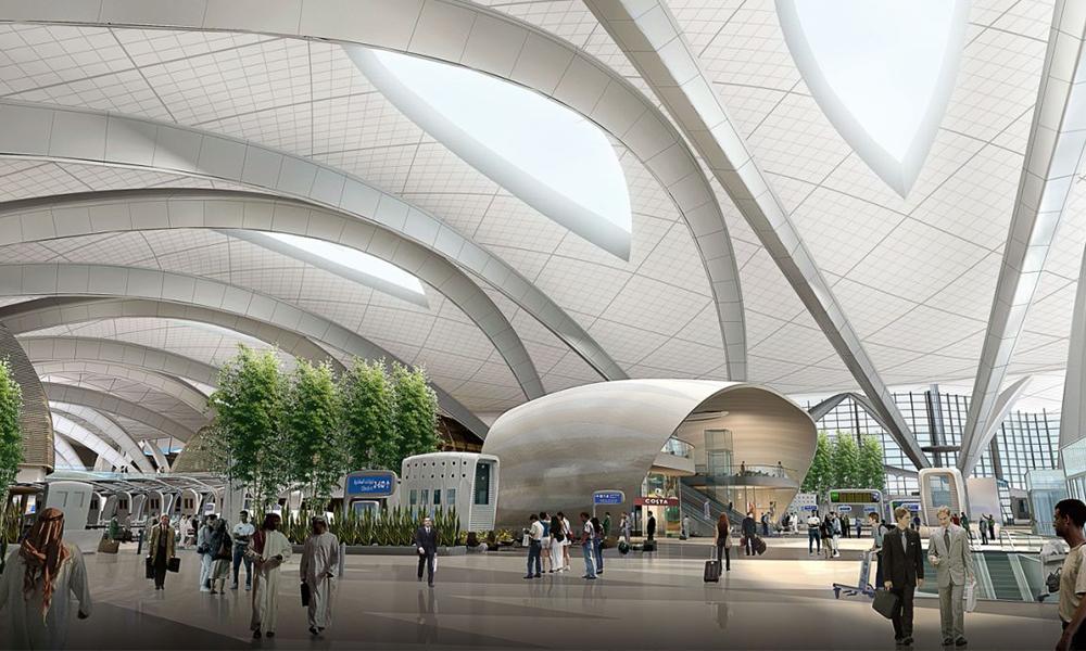 Midfield Terminal Abu Dhabi Airport
