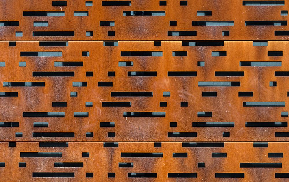 Corten-steel-Cladding