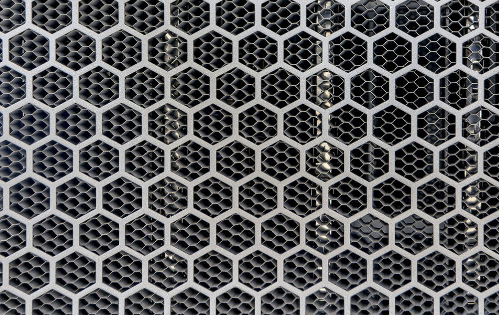 Honeycomb-Caldding